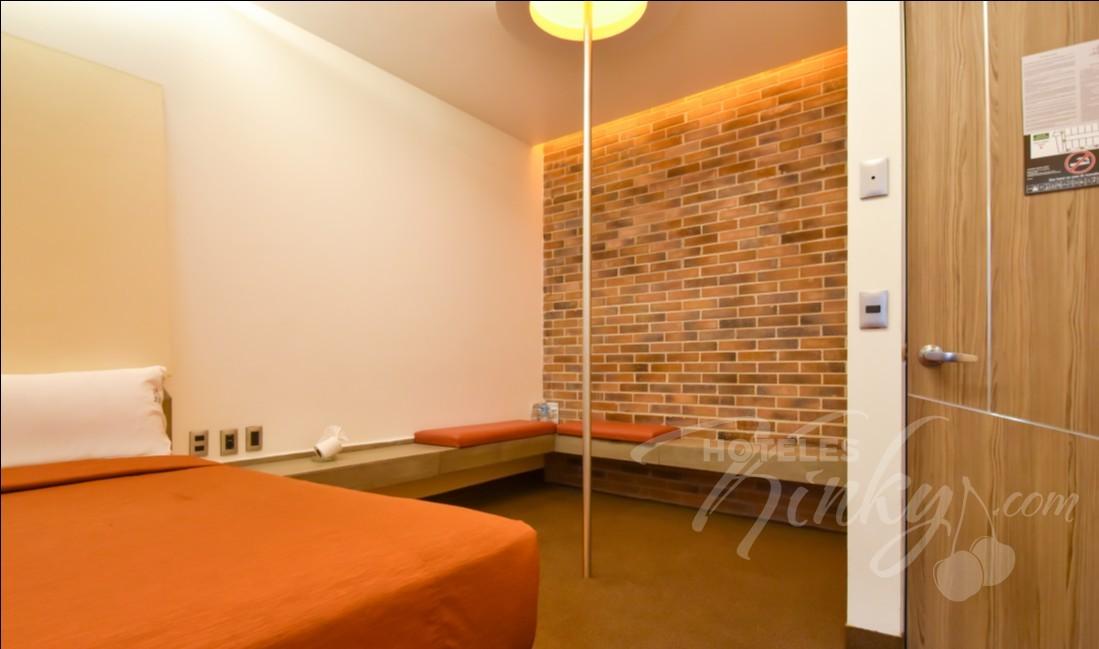 Habitaciòn Hotel Junior Suite  del Love Hotel Segredo
