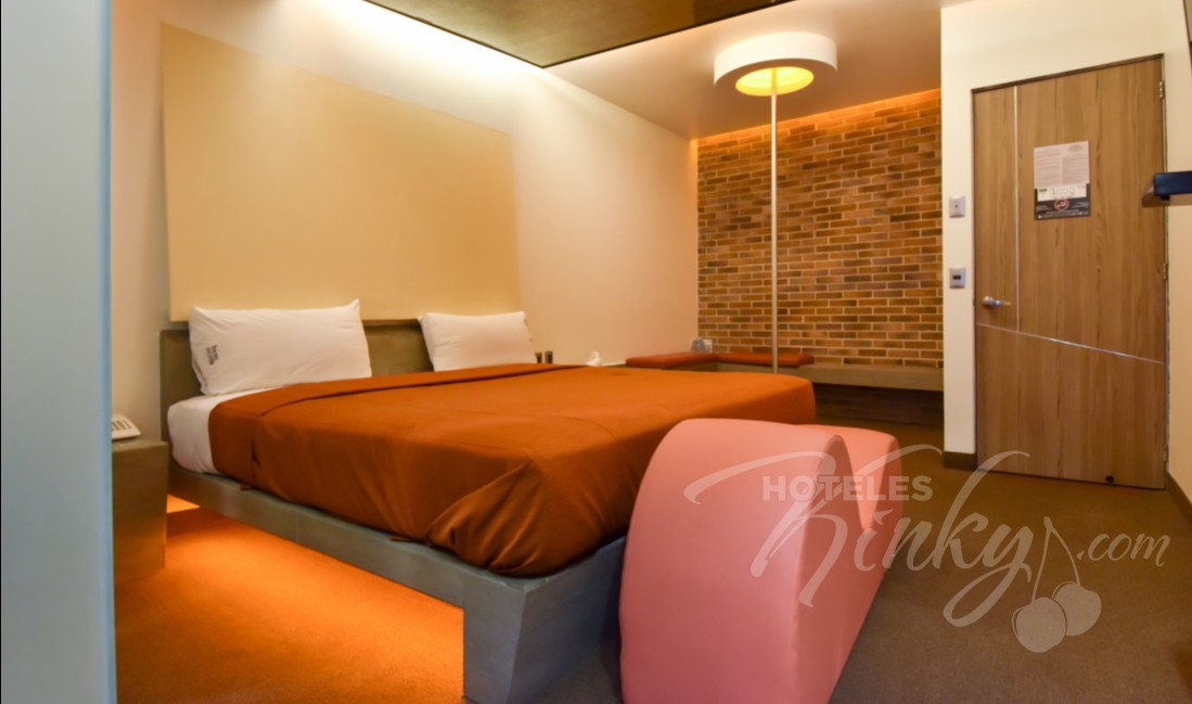 Love Hotel Segredo , Habitacion Hotel Junior Suite