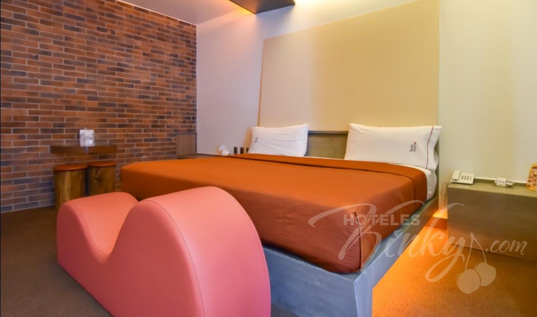Love Hotel Segredo , Habitacion Hotel Sencilla