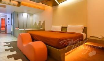 Love Hotel Segredo , Habitación Motel Jacuzzi