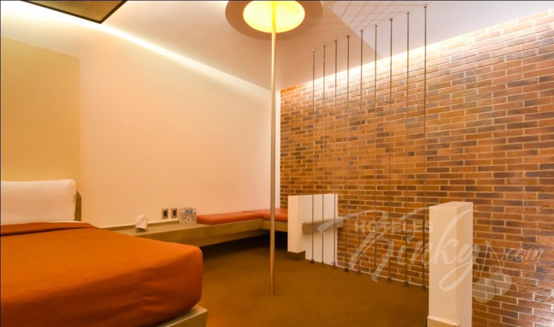 Habitaciòn Motel Jacuzzi del Love Hotel Segredo