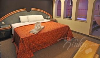 Love Hotel Sena, Habitacion Jacuzzi