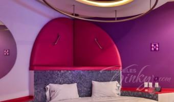 Love Hotel Hotel y Villas Sfera, Habitacion Villa Alberca
