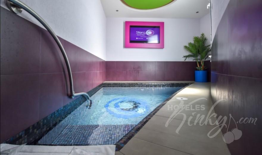 Love Hotel Hotel y Villas Sfera, Habitacion Pool Villa