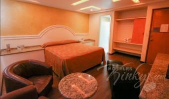 Love Hotel Siesta del Sur, Habitación Jacuzzi