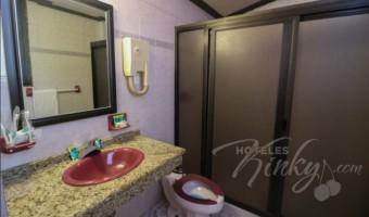 Love Hotel Siesta del Sur, Habitacion Torrre Doble