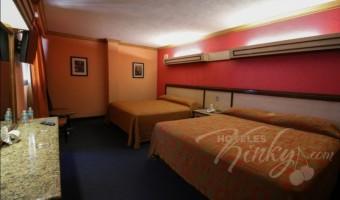 Love Hotel Siesta del Sur, Habitación Torrre Doble