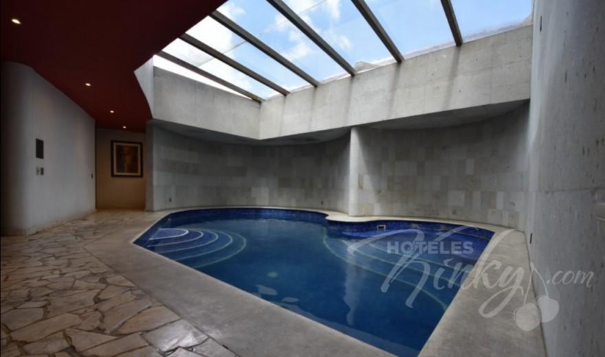 Love Hotel Skala Nova Villas & Suites, Habitación Suite Alberca