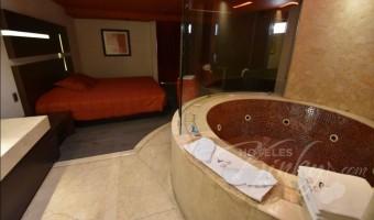 Love Hotel Skala Nova Villas & Suites, Habitacion Jacuzzi Sencilla