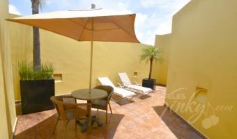 Love Hotel Skala Suites & Villas , Habitación Solarium