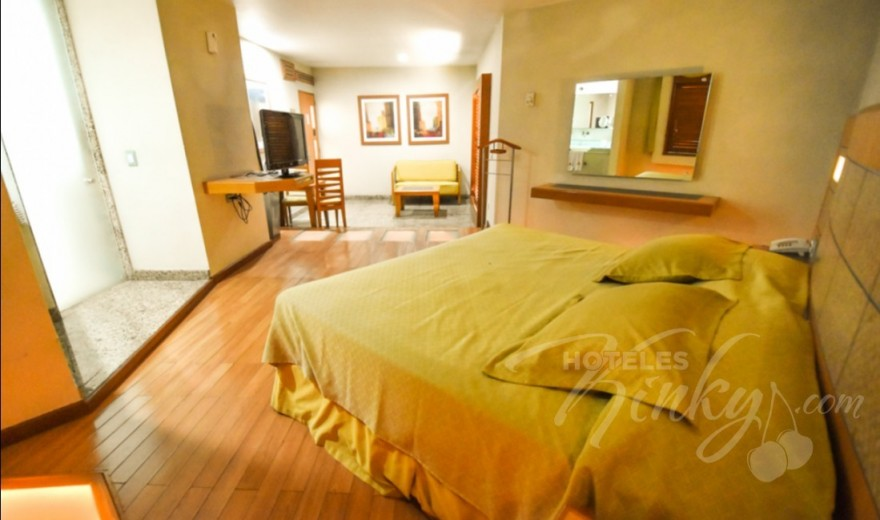 Love Hotel Skala Suites & Villas , Habitacion Solarium