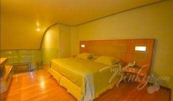 Love Hotel Skala Suites & Villas , Habitacion Villa Jacuzzi