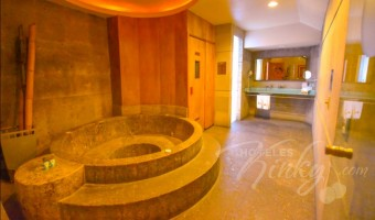 Love Hotel Skala Suites & Villas , Habitación Villa Jacuzzi