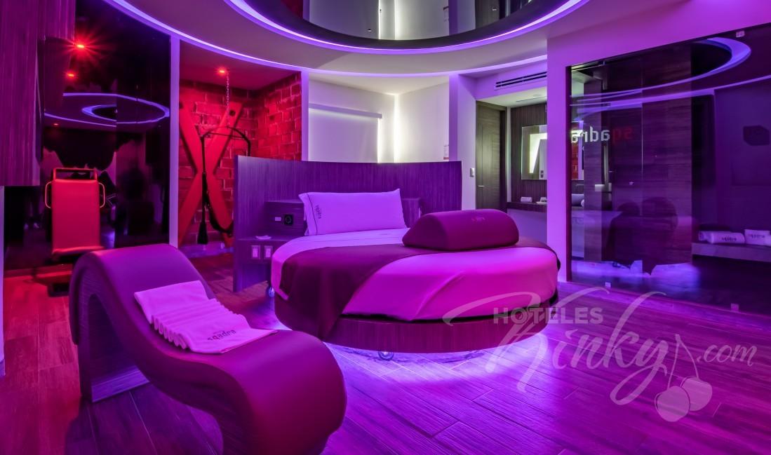 Love Hotel Sqadra, Habitación Experiencia