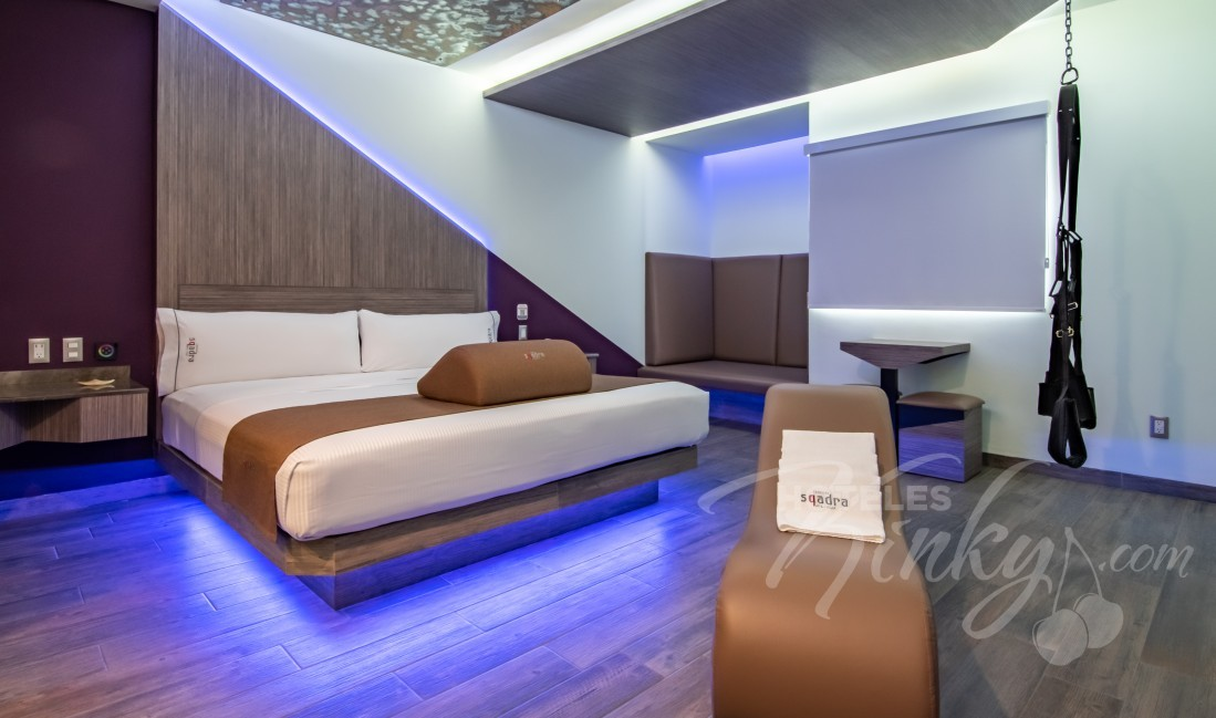 Love Hotel Sqadra, Habitación Villa Sencilla Columpio