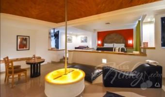 Love Hotel Suites Las Fuentes, Habitación Master T