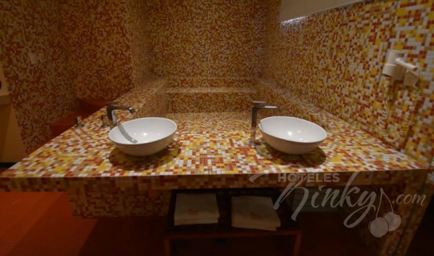 Love Hotel Tacuba, Habitacion Motel - Suite Jacuzzi