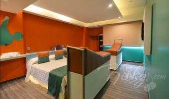 Love Hotel Tacubaya & Autosuites, Habitación Doble