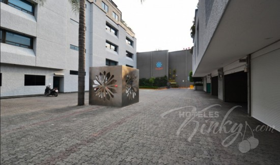 Imagen del Love Hotel Tacubaya & Autosuites