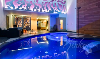 Love Hotel Tajín , Habitacion Alberca