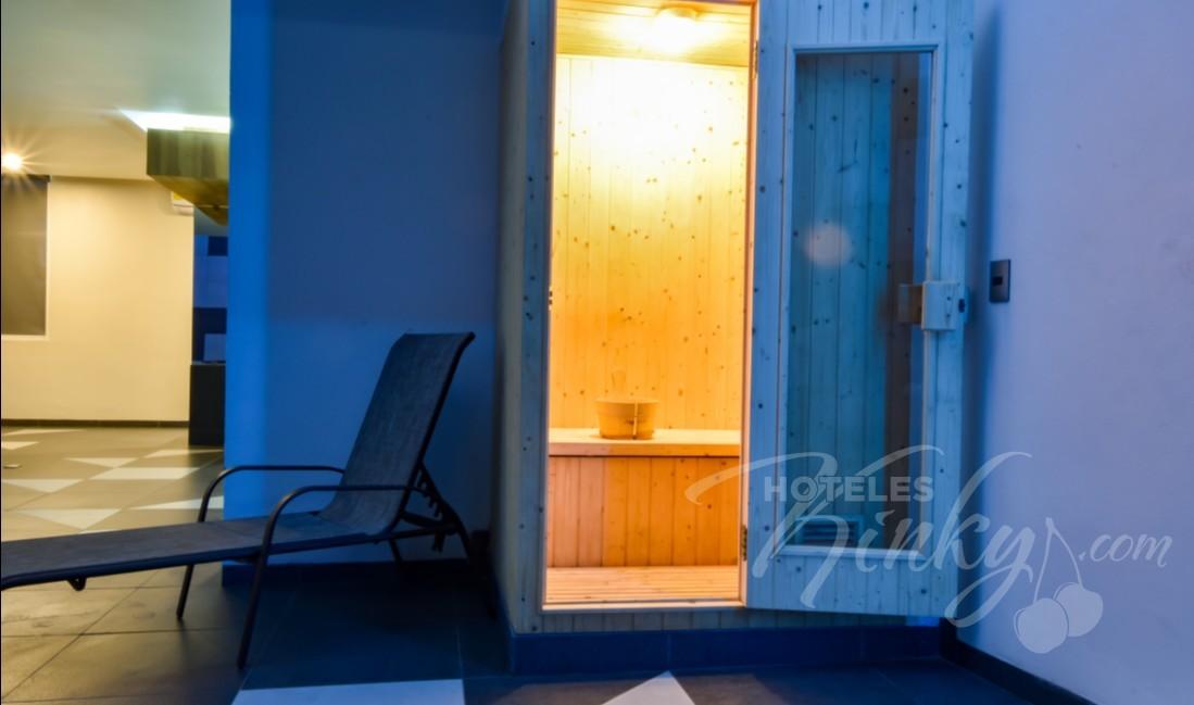 Habitaciòn Alberca  del Love Hotel Tajín