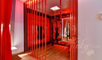 Love Hotel Tajín , Habitacion Jacuzzi 50 Shades