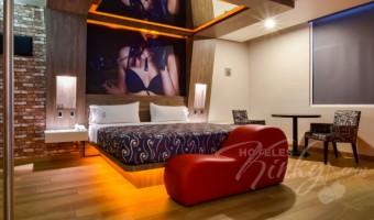 Love Hotel Tajín , Habitacion Jacuzzi Fetish