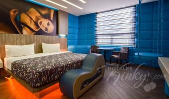 Love Hotel Tajín , Habitación Suite temática