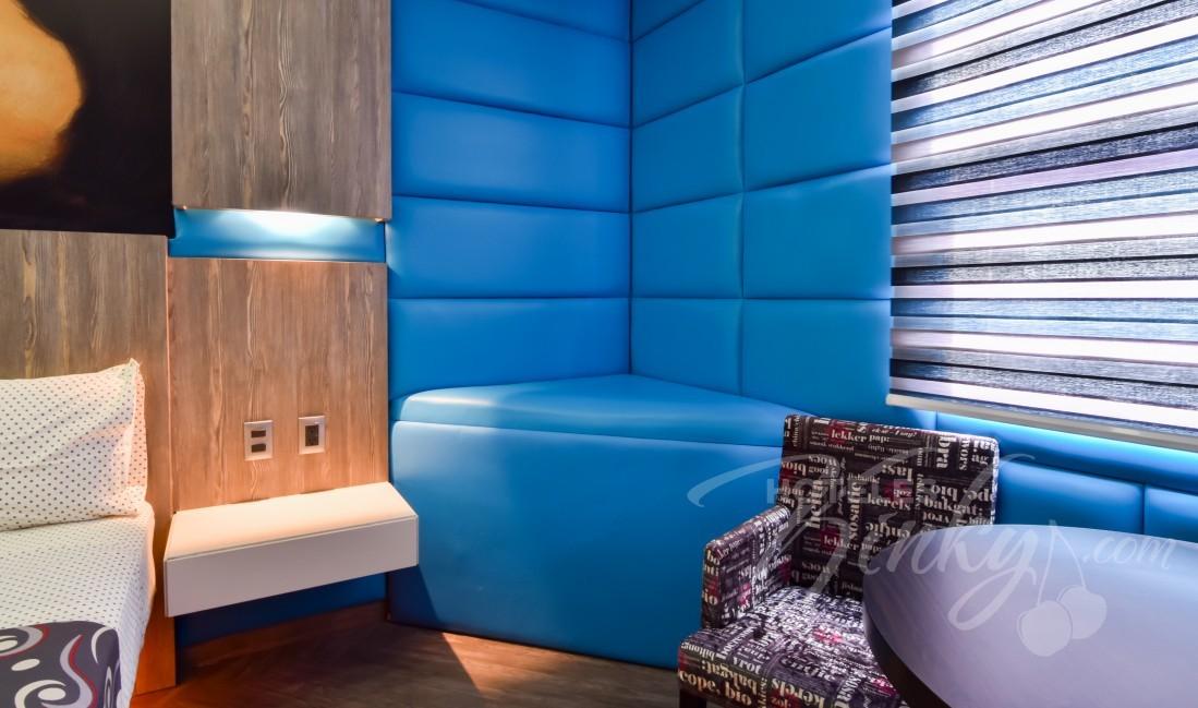 Habitaciòn Suite temática  del Love Hotel Tajín