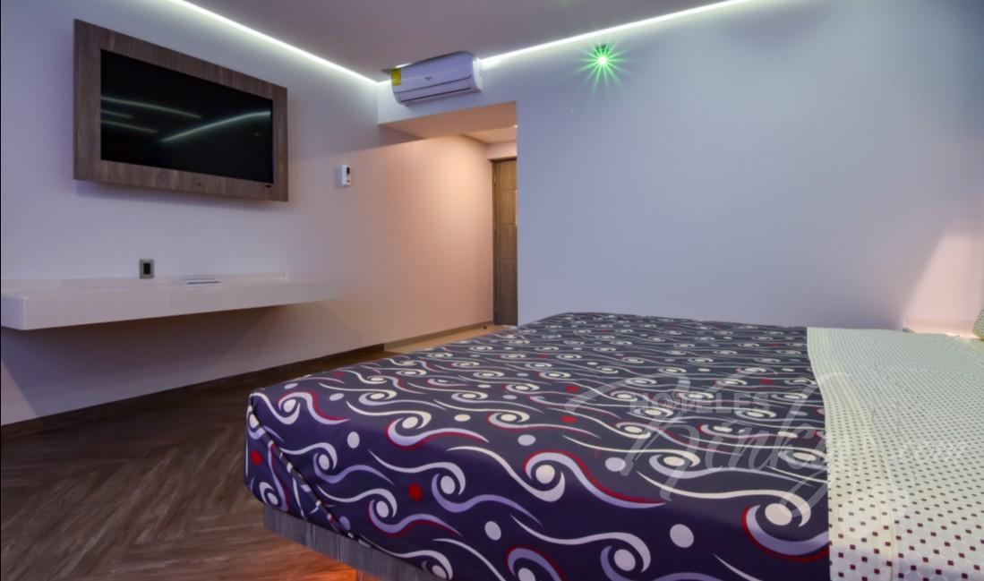 Love Hotel Tajín , Habitacion Suite Sencilla
