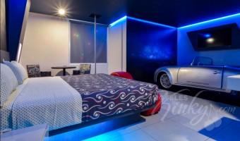 Love Hotel Tajín , Habitacion Villa Porche