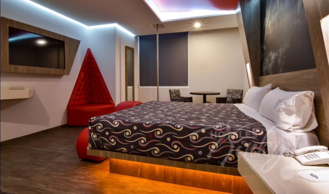 Love Hotel Tajín , Habitacion Villa Sencilla