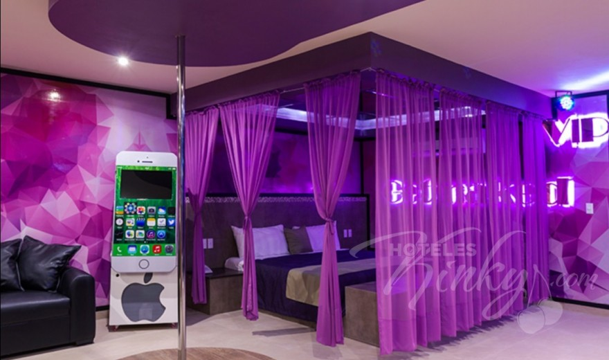 Love Hotel The Paradise, Habitacion Antro