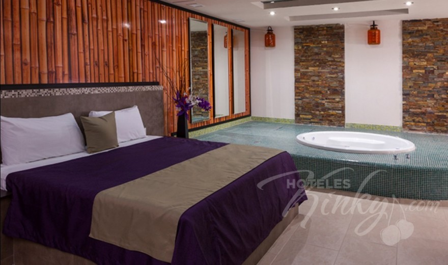 Love Hotel The Paradise, Habitacion Paraíso