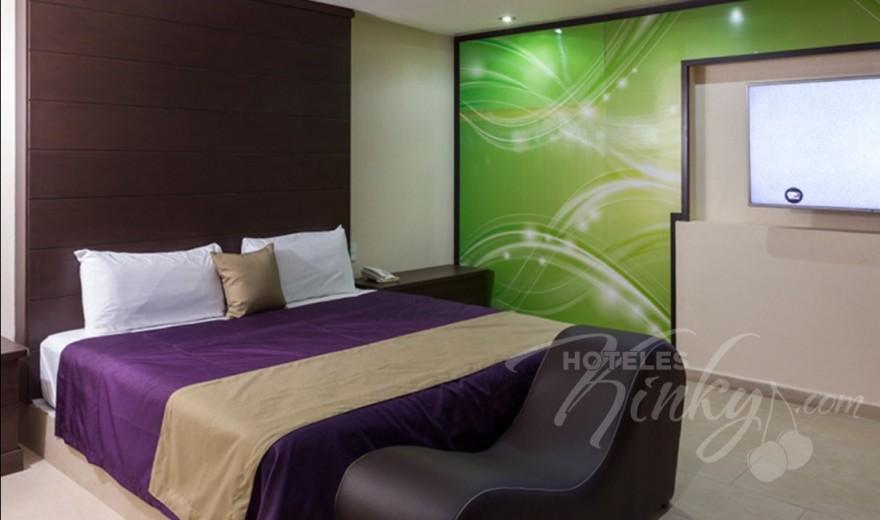 Love Hotel The Paradise, Habitacion Tailandés