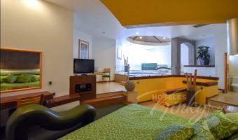 Love Hotel Suites & Villas Tikal, Habitacion Villa Master