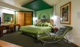 Love Hotel Suites & Villas Tikal, Habitación Villa Sencilla