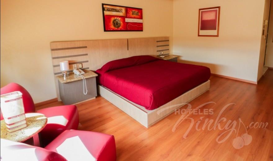 Love Hotel Tláhuac Hotel & Suites, Habitacion Hotel y Motel Sencilla