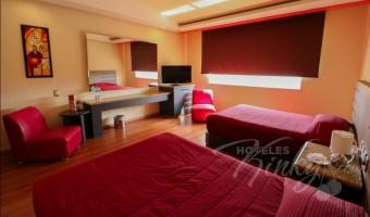 Love Hotel Tláhuac Hotel & Suites, Habitacion Torre Doble