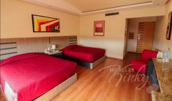 Love Hotel Tláhuac Hotel & Suites, Habitación Torre Doble