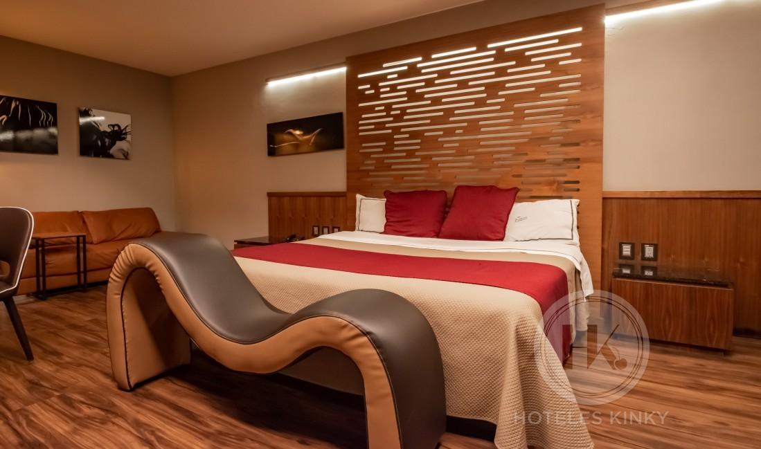 Love Hotel Picasso Lerma , Habitacion Master Suite