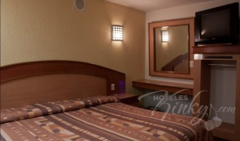Love Hotel Tres Colonias, Habitacion King Size