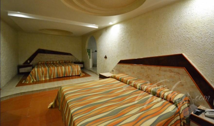 Love Hotel Tultitlán, Habitacion Doble