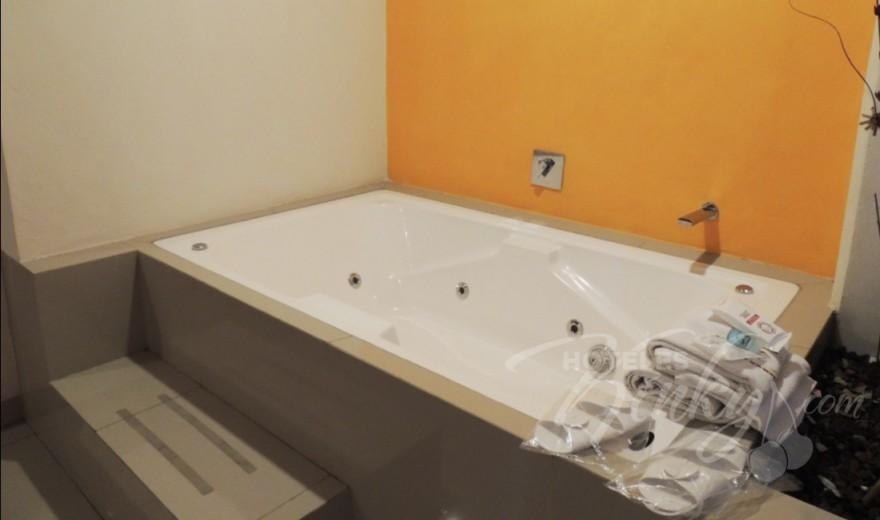 Love Hotel UnAmor Hotel & Suites, Habitacion Torre Jacuzzi
