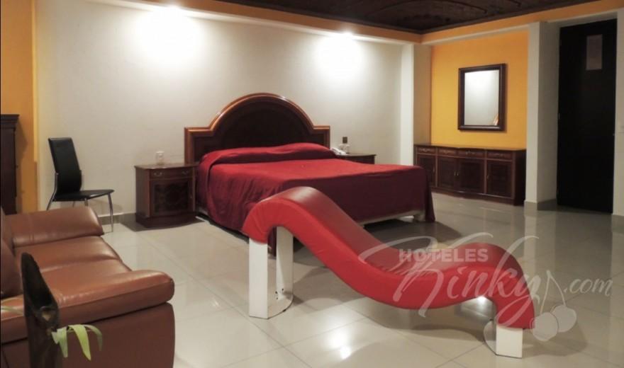 Habitaciòn Torre Master del Love Hotel UnAmor Hotel & Suites