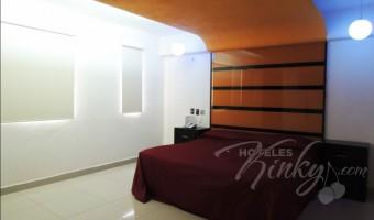 Love Hotel UnAmor Hotel & Suites, Habitacion Torre Sencilla
