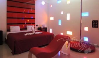 Love Hotel UnAmor Hotel & Suites, Habitación Villa Jacuzzi