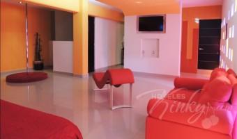 Love Hotel UnAmor Hotel & Suites, Habitacion Villa Master