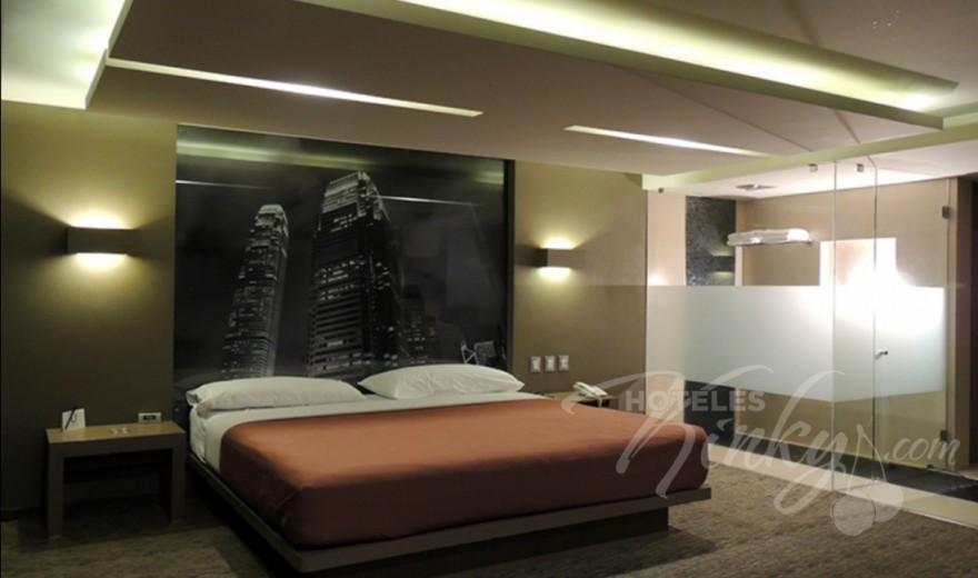 Love Hotel Urban Hotel & Villas, Habitacion Hotel