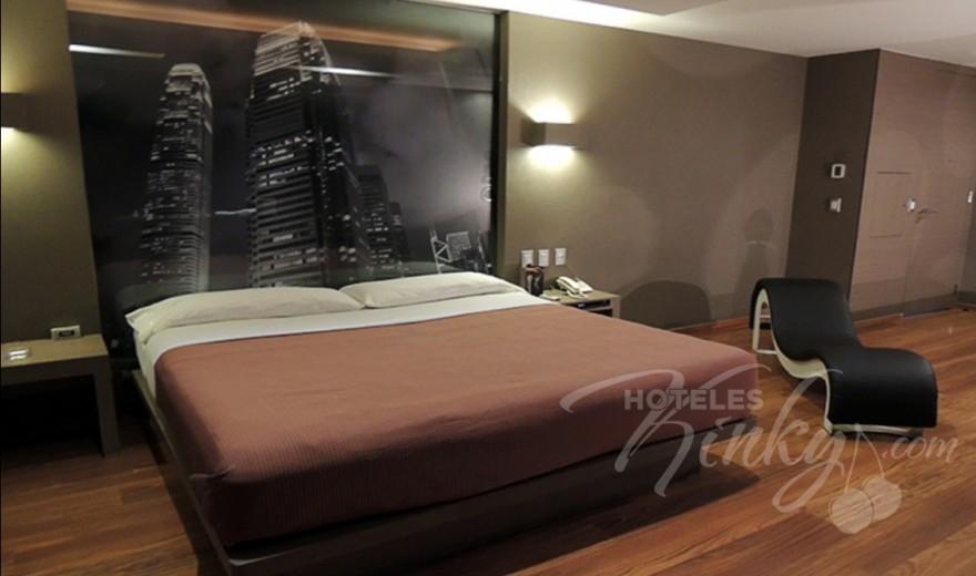 Love Hotel Urban Hotel & Villas, Habitacion Motel
